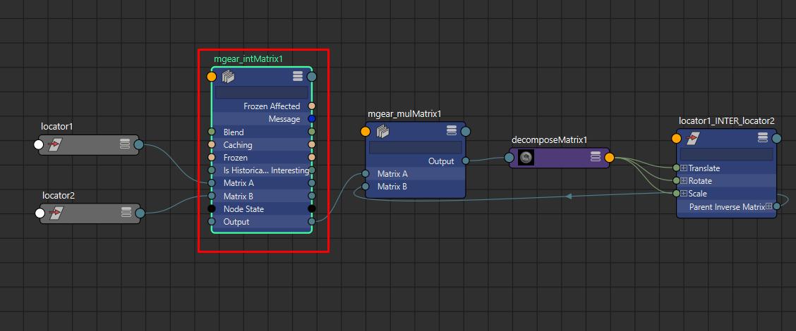 Custom Solvers/Deformers — mGear: Rigging Framework 3 0 3 documentation